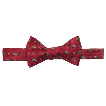 WM. Lamb & Son - Calling All Ducks Bow - Red